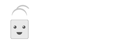 Udnshopping logo white